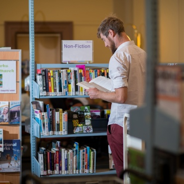 Anyone living in South Australia can join our library service.
