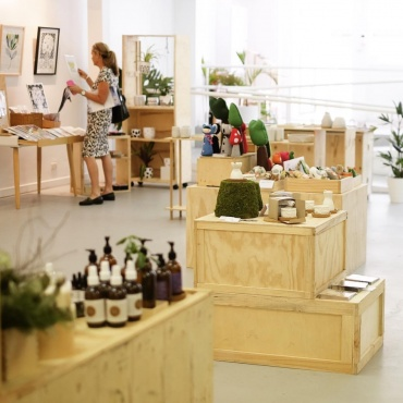 South Australian designers and makers in-store