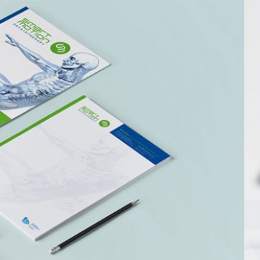 Smart Motion Physio logo & stationery