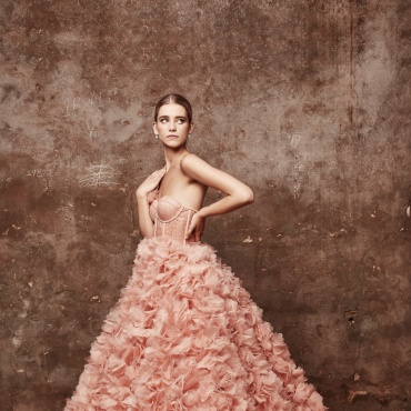 'Rose' Gown