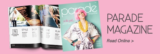 Parade Magazine Advert _SEPT