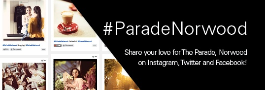 ParadeNorwood Social Media Advert