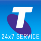 Telstra Shop Logo
