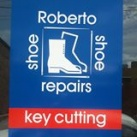Roberto's Shoe Repairs & Key Cutting Logo