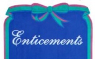 Enticements - The Soap Shop Logo