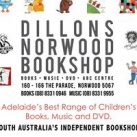 Dillons Norwood Bookshop Logo