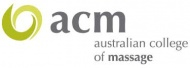 Australian College of Massage Logo