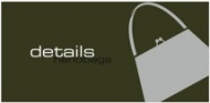 Details Handbags & Accessories Logo