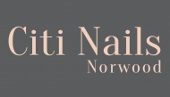 Citi Nails, Norwood Logo