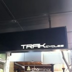 Trak Cycles Logo