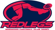Norwood Football Club - The Redlegs Logo