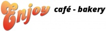 Enjoy Café - Bakery Logo