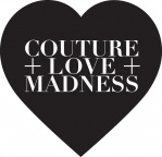 couture+love+madness Logo