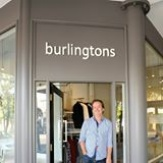 Burlingtons Menwear Logo