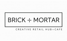 Brick+Mortar Creative Retail Hub Logo