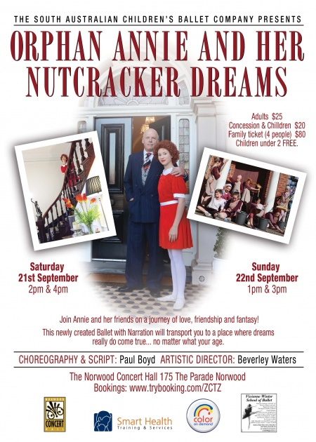 Image for Orphan Annie & Her Nutcracker Dreams