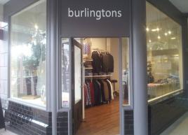 Burlingtons Menwear
